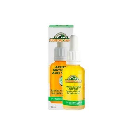 Aceite Aloe 30 ml Vera Corpore Sano de Corpore Sano