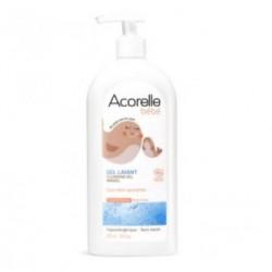 Gel de Baño y Champú para Bebés 500 ml de Acorelle
