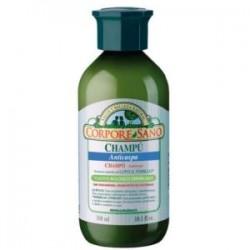 Champu Anticaspa Lupulo Tomillo 300 ml Corpore Sano