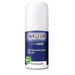 Desodorante Roll-on para hombres -50ml (Weleda)