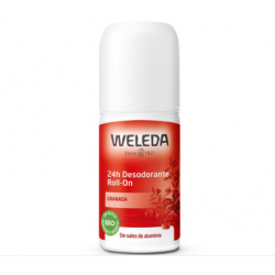 Desodorante Roll-on Granada -50ml (Weleda)
