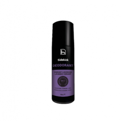 Desodorante Natural Roll-on Lavanda -90ml. (Sidekick)