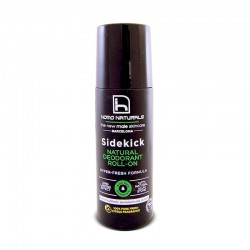 Desodorante Natural Roll-on Cítricos -90ml (Sidekick)