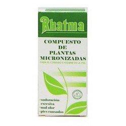 Desodorante Talco micronizado -75gr (Rhatma)