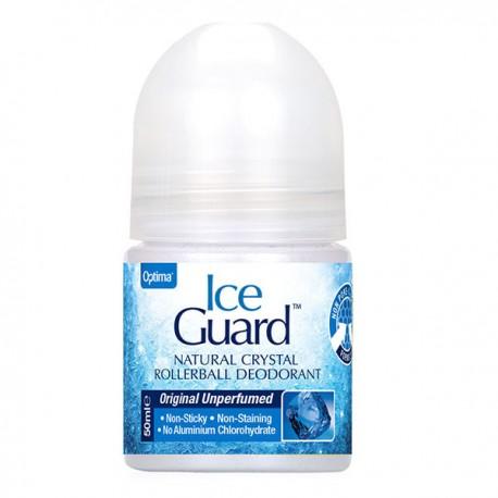 DESODORANTE ICE GUARD natural roll-on 50ml.