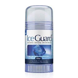 Desodorante en barra -120gr. (Ice Guard)