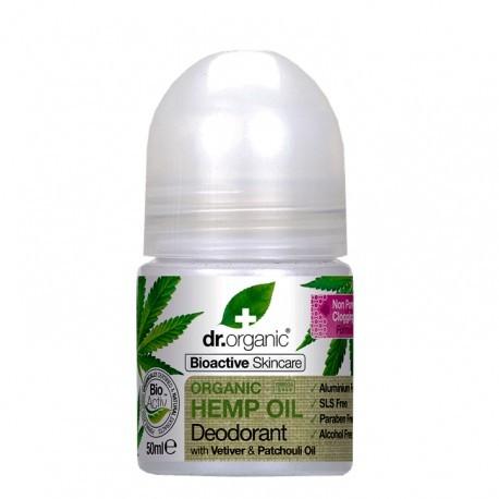DESODORANTE aceite de cañamo organico 50ml.