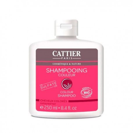 CHAMPU COLOR cabello te¤ido 250ml.