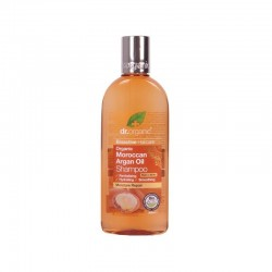 CHAMPU aceite argan marroqui 265ml.