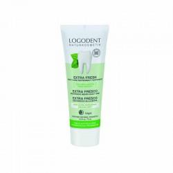 Gel dentífrico menta extra fresca Daily Care Bio de 75ml (LOGONA)