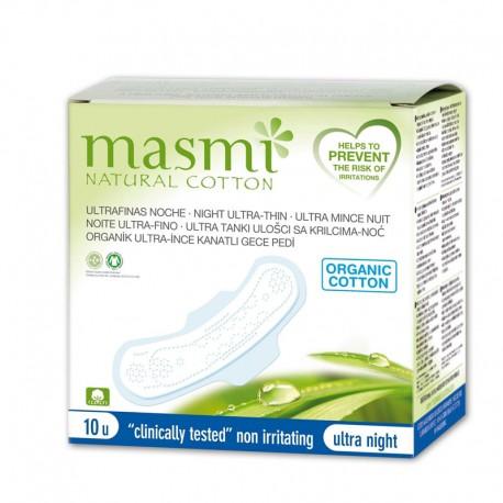 Masmi Compresas Noche 10 Und de Dietisur