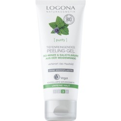 PEELING GEL PURIFICANTE menta 100ml.