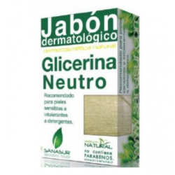 JABON GLICERINA neutro 100gr.