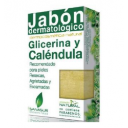 JABON GLICERINA calendula 100gr.