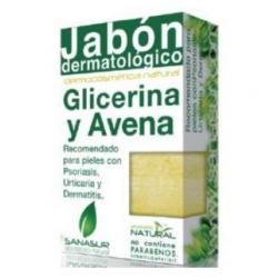 JABON GLICERINA avena 100gr.