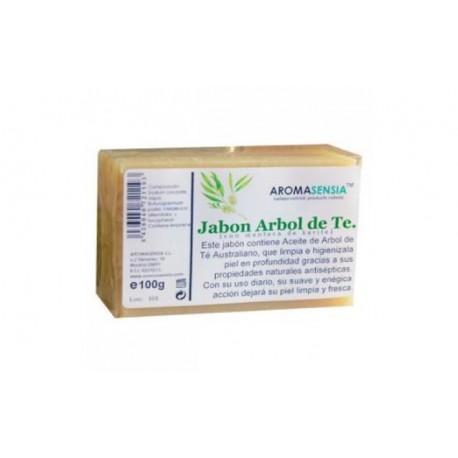 JABON ARBOL DEL TE 100gr.