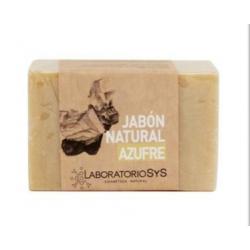 JABON NATURAL SYS azufre PACK 8x100gr.