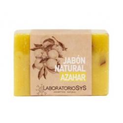 JABON NATURAL SYS azahar PACK 8x100gr.