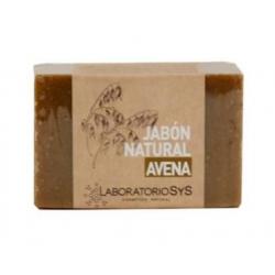 JABON NATURAL SYS avena PACK 8x100gr.