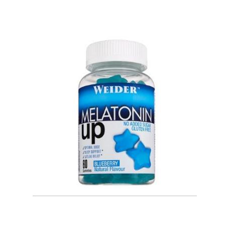Melatonina Up 60 Gominolas Weider  de Weider
