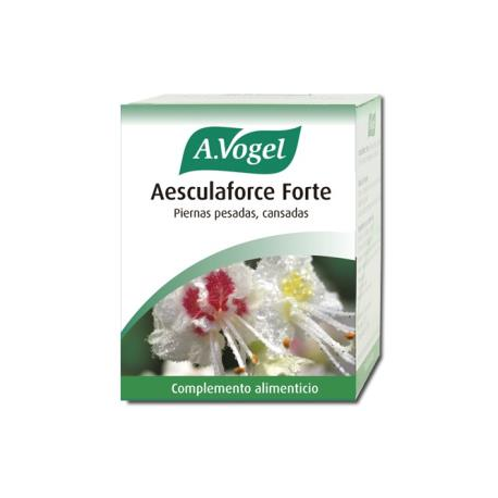 Aesculaforce Forte 30 Comp de Vogel
