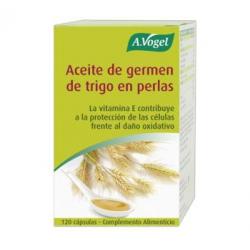 Aceite Germen Trigo 120 Perlas Vogel de Vogel