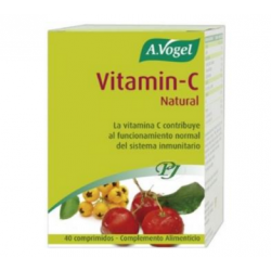 Vitamin C 40 Comp Bioforce de Vogel
