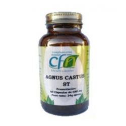 Agnus Castus 500Mg 60 Cap Cfn de CFN