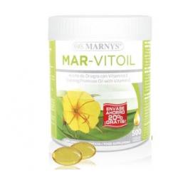 Onagra Mar-Vitoil 500 mg 500 Perlas Marnys de Marnys