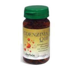 Coenzima Q10 30 Mg 60 Perlas Derbos de Derbos