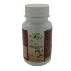 Vinagre Plus 100 Caps Sotya de Dietisur