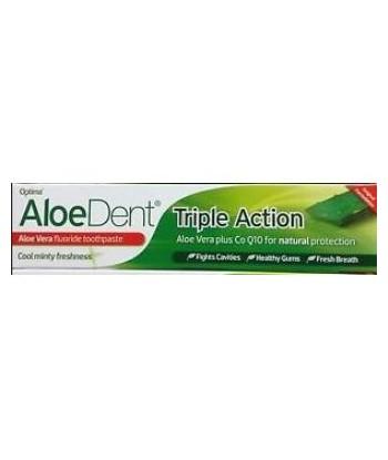ALOEDENT triple accion...