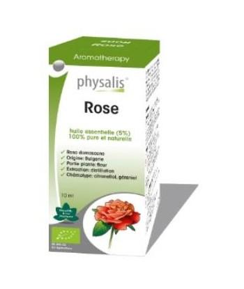 Aceite Esencial Rosa Damascena 10 Ml (Physalis)