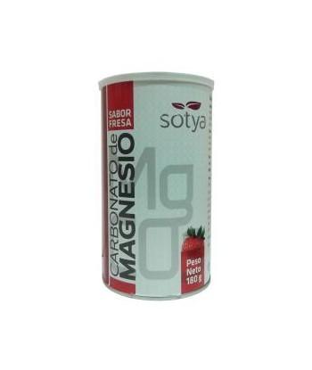Carbonato Magnesio 180 Gr Fresa de Sotya