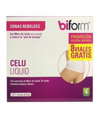 Biform Celu Liquid - 20+ 8 Viales GRATIS (Dietisa)