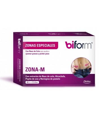 Biform zona M 48 cápsulas (Dietisa)
