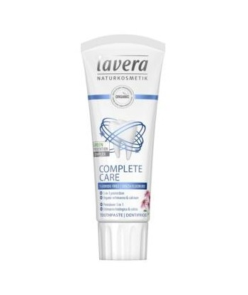 Dentífrico Classic Complet Care 75 ml Sin Flúor (Lavera)