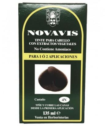 Tinte Novavis 4N castaño...
