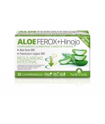 Aloe ferox + hinojo 30...