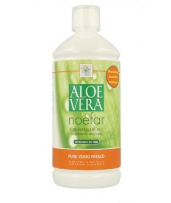 Jugo Aloe Vera litro Bio (Noefar)