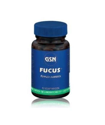 Fucus 50 comprimidos de 800mg (G.S.N.)