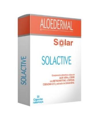 ALOE SOLAR SOLACTIVE 30cap.