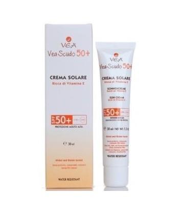 VEA SCUDO SPF 50+ crema solar 30ml.