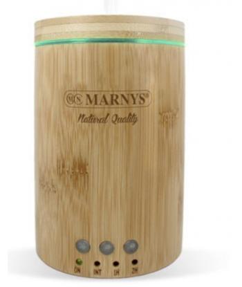 Difusor para aceites esenciales de Bamboo ultrasónico de 150ml (Marnys)