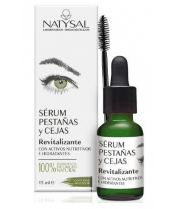 Serum revitalizante de pestañas y cejas 15ml (Sante)
