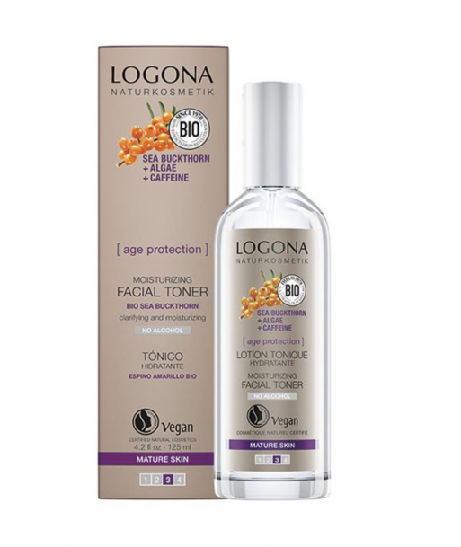 Tónico facial Age Protection Bio de 150 ml (Logona)