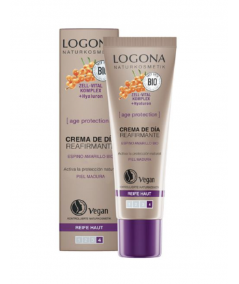 Crema de noche Age Protection Bio de 30ml (Logona)