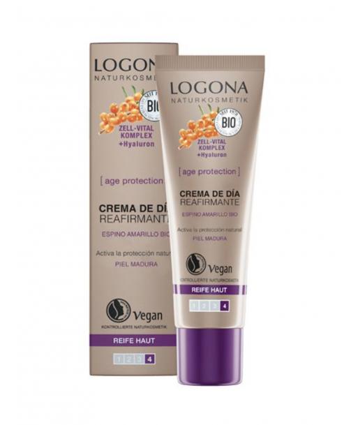 Crema de noche Age Protection Bio de 30ml (Logona)