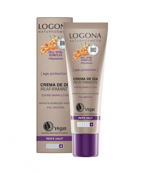 Crema de día Age Protection Bio de 30ml (Logona)
