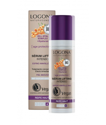 Lifting serum Age Protection Bio de 30ml (Logona)